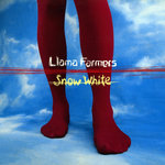 LLAMA FARMERS - Snow White (Front Cover)