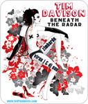 DAVISON, Tim - Beneath The Radar (Front Cover)