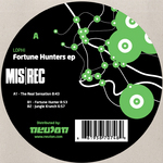 LOPHI - Fortune Hunters EP (Front Cover)