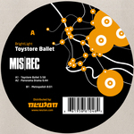 BRIGHTLIGHT - Toystore Ballet EP (Front Cover)