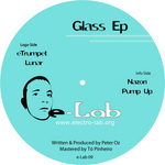 OZ, Peter - Glass EP (Front Cover)