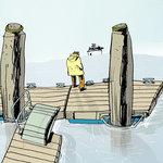 MINOTAUR SHOCK - Vigo Bay (Front Cover)