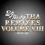 DJ NASTY - Tha Remixes Vol. 8 (Front Cover)