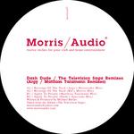 DASH DUDE - Television Saga (remixes) (Front Cover)