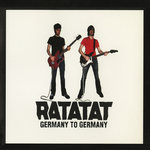 RATATAT - Germany To Germany (Front Cover)
