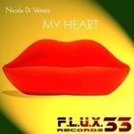 DI VENERE, Nicola - My Heart (Front Cover)