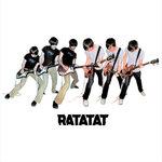 RATATAT - Ratatat (Front Cover)