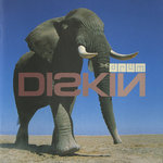DRUM, The - Diskin (Front Cover)