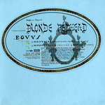 BLONDE REDHEAD - Equus (Front Cover)