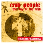 CRAB PEOPLE - The Way Of Crab (Back Cover)