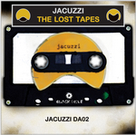 DJ RENEGADE - Jacuzzi: The Lost Tapes (Front Cover)