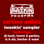 DJ BUCK/IZ & DIZ/HOME & GARDEN/HECHER & WARD - Tweekin Sampler (Front Cover)