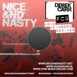 CARR, Derek - FCG (Arne Weinberg remixes) (Front Cover)