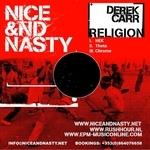 CARR, Derek - Religion EP (Front Cover)