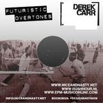 CARR, Derek - Futuristic Overtones EP (Front Cover)