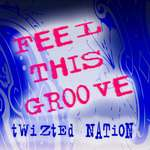 TWIZTED NATION - Feel This Groove (Front Cover)