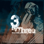 VARIOUS - 3 By 3 (Front Cover)