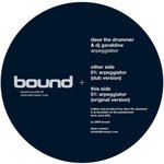 DAVE THE DRUMMER & DJ GERALDINE - Arpeggiator (Front Cover)