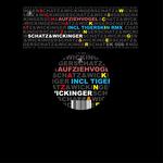 SCHATZ & WIKINGER - Aufziehvogel EP (Front Cover)