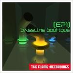 BASSLINE BOUTIQUE - EP1 (Front Cover)