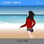 VARIOUS - Ocean Café Vol. 1 (Front Cover)