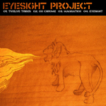 EYESIGHT PROJECT - Eyesight Project EP (Front Cover)