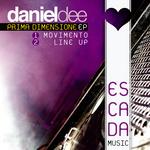 DEE, Daniel - Prima Dimensione (Front Cover)