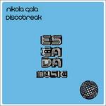GALA, Nikola - Discobreak (Front Cover)