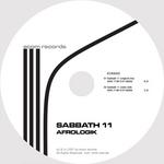 AFROLOGIK - Sabbath 11 (Front Cover)
