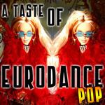 VARIOUS - A Taste Of Eurodance Pop (Front Cover)