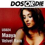 MAAYA - Velvet Rain (Front Cover)