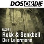 ROKK & SENKBEIL - Der Leiermann (Front Cover)