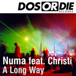 NUMA feat CHIRSTY - A Long Way (Front Cover)