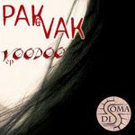 PAK & VAK - Voodoo EP (Front Cover)
