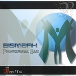 BISMARK - Professional Bass EP (Back Cover)