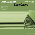 BENNETT, Jeff - Snow Diving (Front Cover)