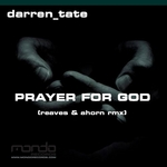 TATE, Darren - Prayer For God (Front Cover)