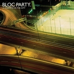 BLOC PARTY - A Weekend In The City (Front Cover)