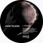 TEJADA, John - Paranoia (Front Cover)