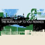 RURALS, The - Up To You (remixes) (Front Cover)