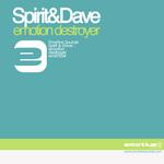 SPIRIT & DAVE - Emotion Destroyer (Back Cover)