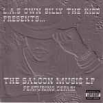 LA'S OWN BILLY THE KIDD feat DEFARI - The Saloon Music LP (Front Cover)