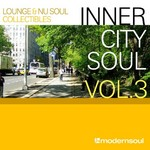 VARIOUS - Inner City Soul Vol 3: Lounge & Nu Soul Collectibles (Front Cover)