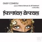CONSOLI, Giusy presents MARCO BONUSO/ALI FARAHANI feat SIMA BINA - Persian Dream (Front Cover)