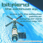 BITFIEND - The Continuum EP (Front Cover)