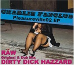 FANCLUB, Charlie - Pleasureville02 EP (Front Cover)