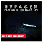 HYPAGEN - Playing In The Dark EP (Front Cover)