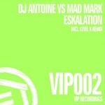DJ ANTOINE vs MAD MARK - Eskalation (Front Cover)