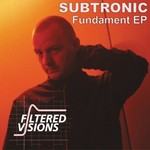 SUBTRONIC - Fundament EP (Front Cover)