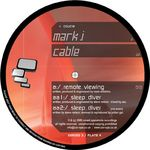MARK J/CABLE - Remote Viewing (Front Cover)